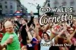 Walls Cornetto - Classic Song